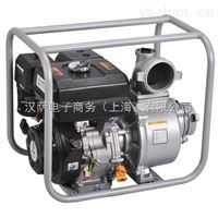 4寸汽油自吸式消防泵