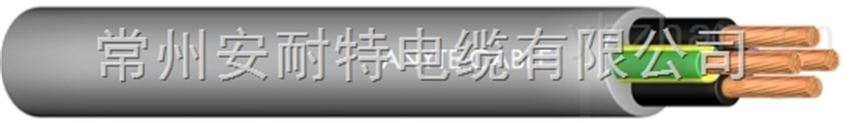 PUR多芯控制电缆安耐特电缆