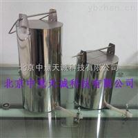 不锈钢水质采样器/不锈钢采水器/定深式不锈钢采水器