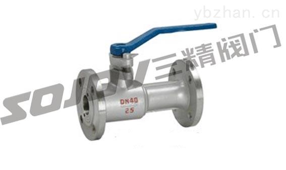 一體式球閥Q41PPL不銹鋼球閥整體高溫球閥