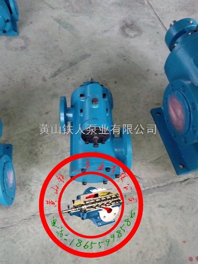 HZWY312-670鐵人工業泵-進口螺桿泵