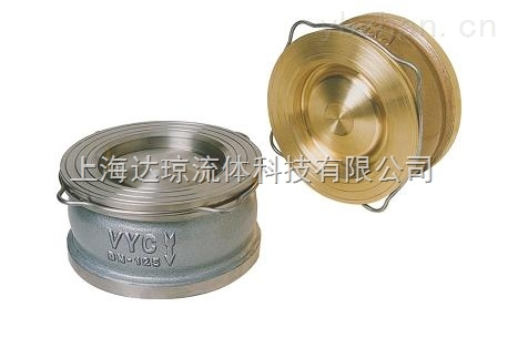 MODEL. 172對夾式止回閥-西班牙VYC閥門(上海)達瓊流體 現貨供應