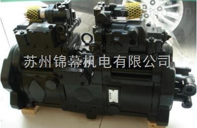 日本柱塞泵k3vl45/b-1nrsm-l0川崎液压泵kawasaki苏州图片