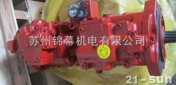 韩国柱塞泵川崎(flutek kawasaki)k3vl200 液压泵图片