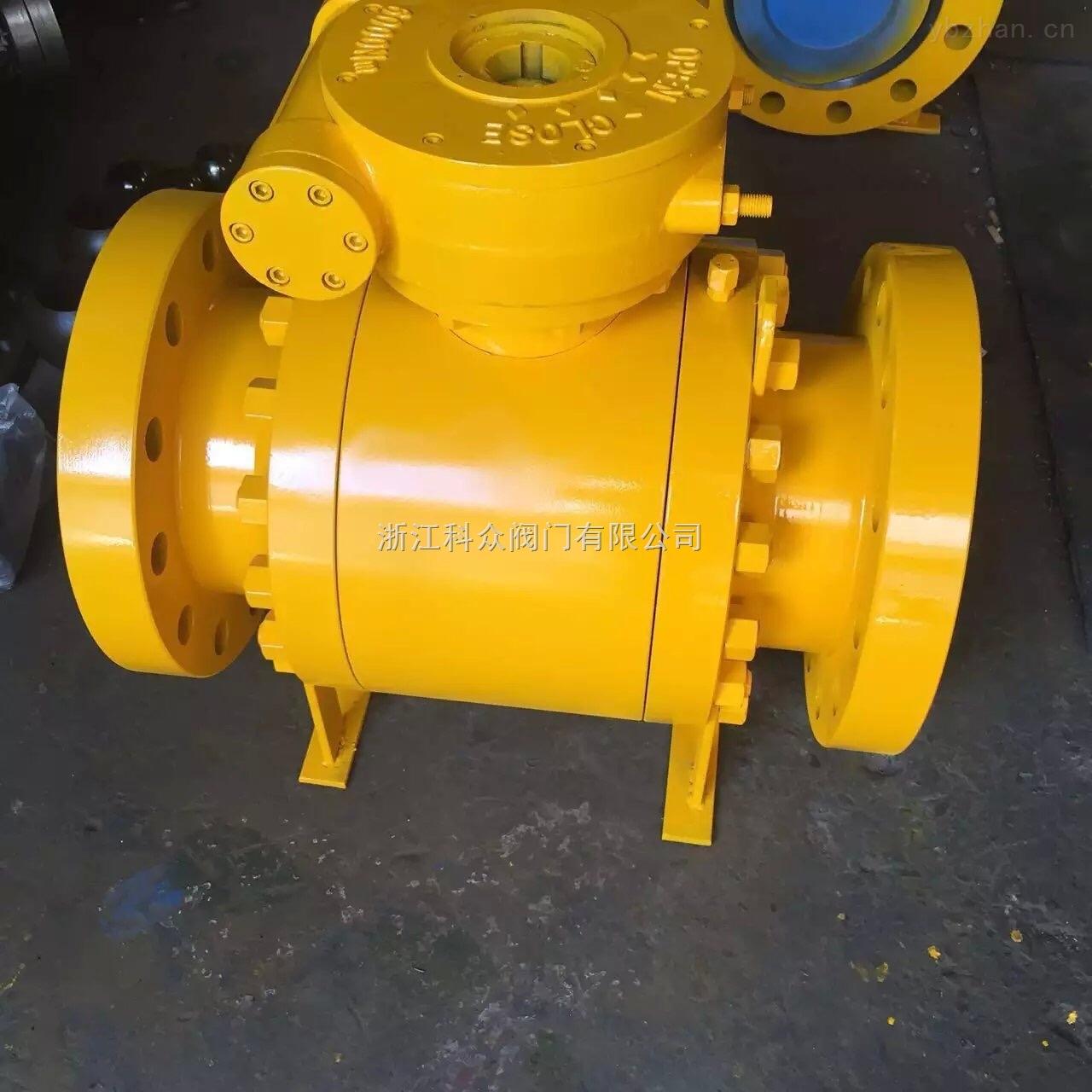 Q347H-锻钢固定式球阀 固定硬密封球阀生产厂家
