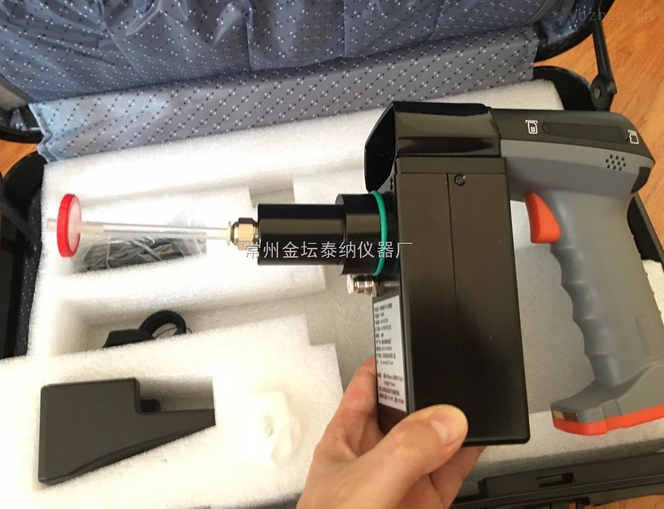 TN800新款-挥发性有机气体检测仪厂房