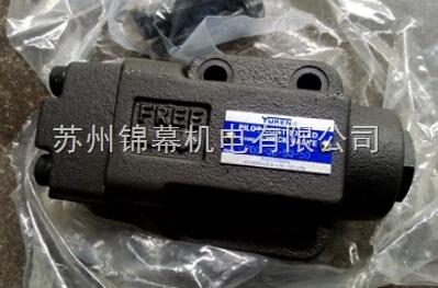 全力以赴 矢志不移YUKEN液控單向閥CPG-03-E-35-50