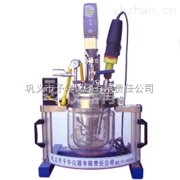Reactor-5L-巩义市实验室均质乳化系统反应器优质供应商