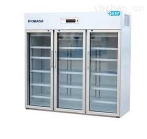 博科BLC-1360三开门8-20℃药品阴凉柜