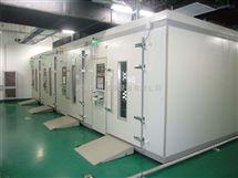 SC/BIR-60A步入式老化试验房应用