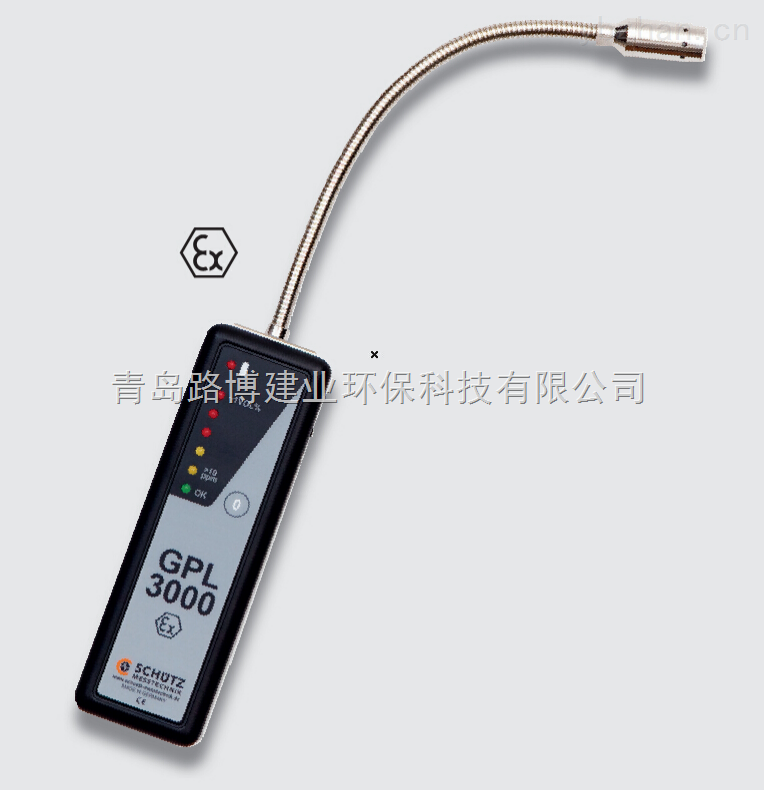 GPL3000EX-知名品牌值得信赖 德国舒赐GPL3000EX手持式可燃气体检测仪