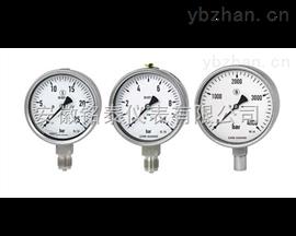 波纹膜片腐蚀性YPF膜片压力表品牌