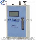 GQC-1个体气体采样仪操作步骤
