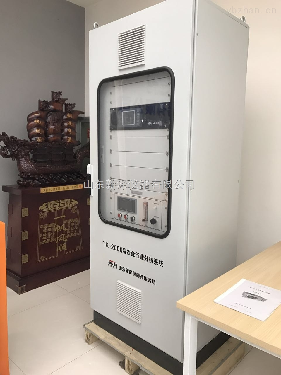 TK-1000-磚廠煙氣在線監測系統