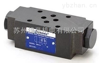 德克液壓機電有限公司CPDG-06-50-ET液控單向閥Dekema