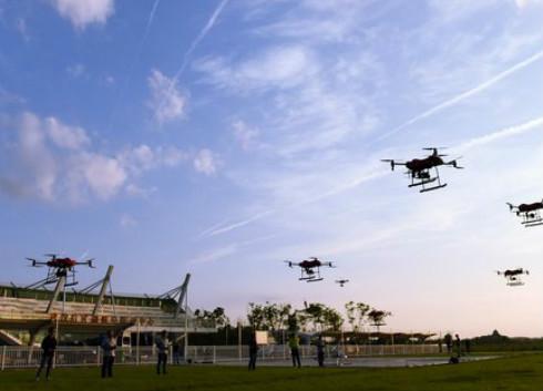 """无人机监管系统""""优云""""获批运行 推动产业有序发展"""