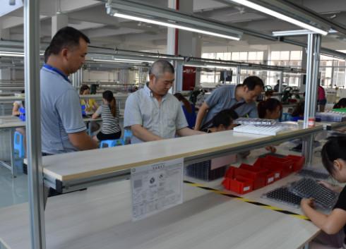 专注连接器制造16年 鑫祺瑞以高标准打造高品质服务