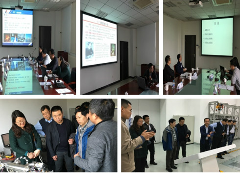 重大仪器开发专项专家组会议在中国计量院召开