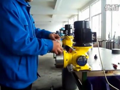 苏州柱塞式计量泵 帕斯菲达计量泵的维护知识小结