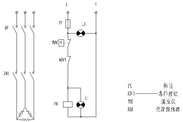 中央空调辅助电加热器特点