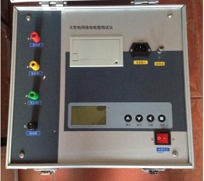 接地电阻测试仪-扬州冠丰电力设备有限公司
