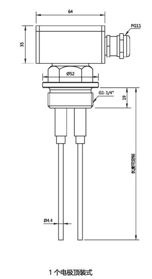 gn系列 电极液位开关控制器