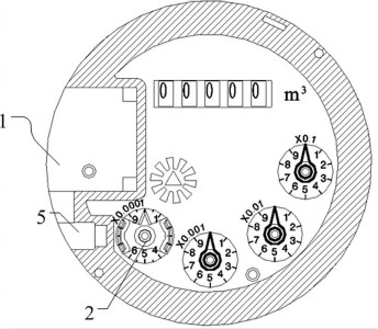采样信号处理电路,信号转换电路,信号接收电路,电磁波发生电路和信号