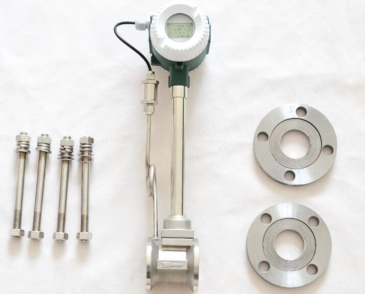 空气流量计是利用液体振动原理而开发的一种新型流量计,广泛应用在