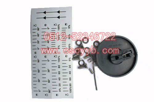 6DR4004-8D角行程安装组件