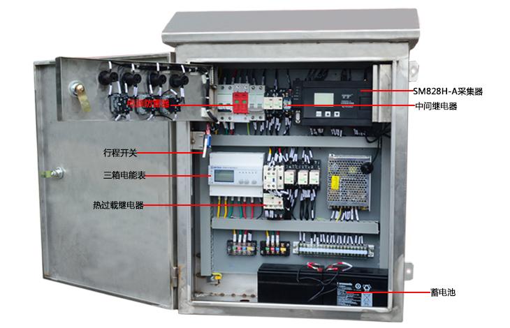 rtu-01 远程控制水泵控制rtu控制柜 rtu-01嘉兴松茂