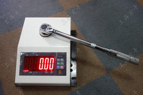 非标定制扭力扳手检定仪图片