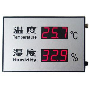 温湿度显示屏 工业用温湿度显示屏 >htt15rc温湿度显示屏供应商