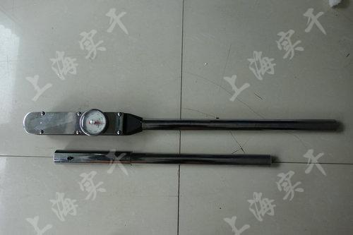 扭力扳手校验仪可检测表盘式扭矩扳手图片